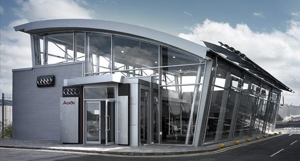 Auto Showrooms