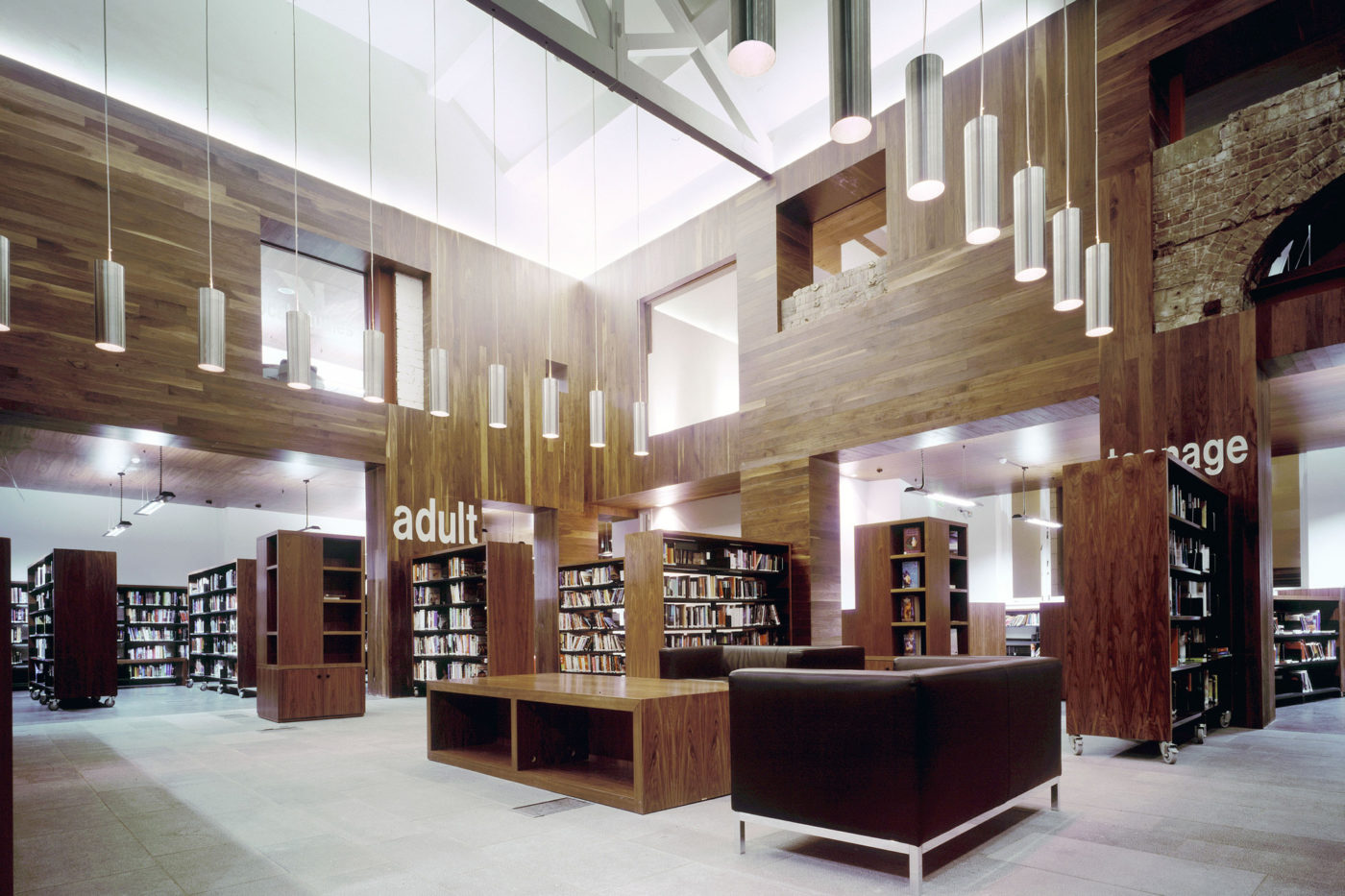 joinery facility waterford library