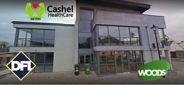 DFL are delighted to commence the Fitout of Cashel Health care