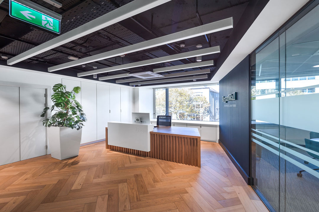 South Mall Office Fitout