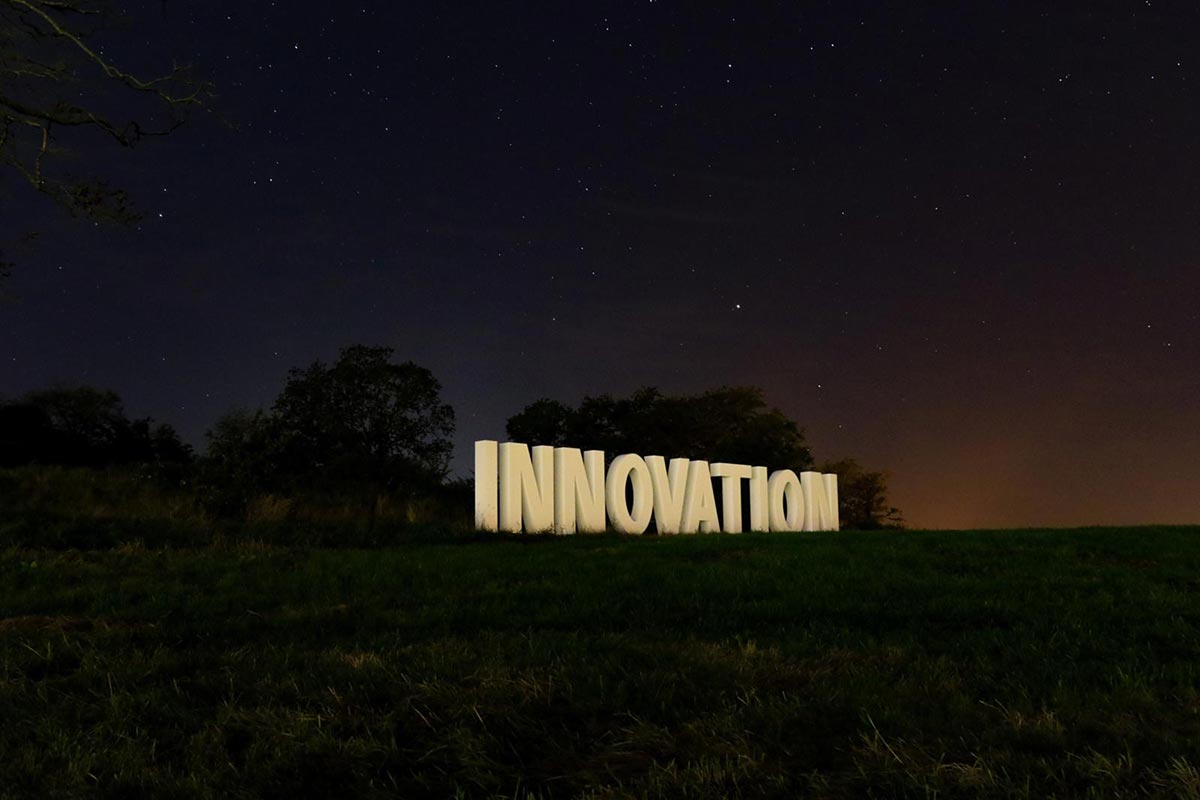 Arclabs Innovation Sign