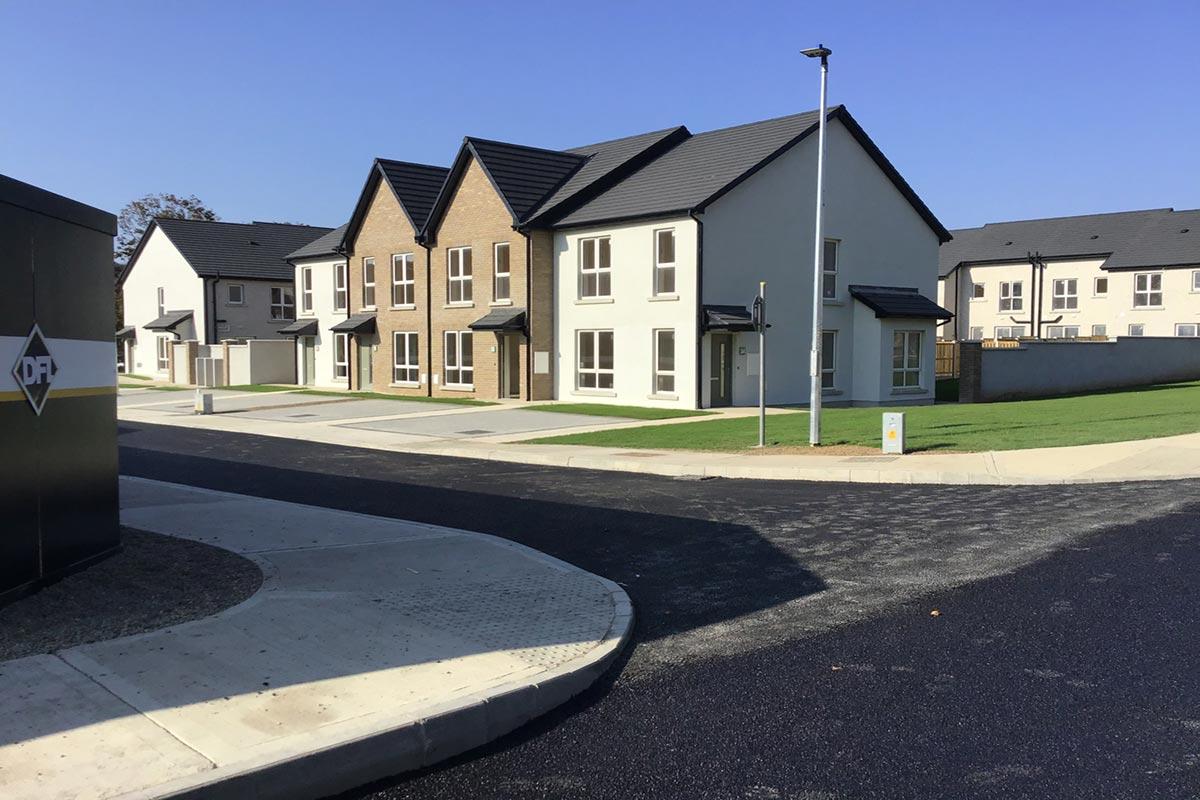Roxbourough Housing Estate
