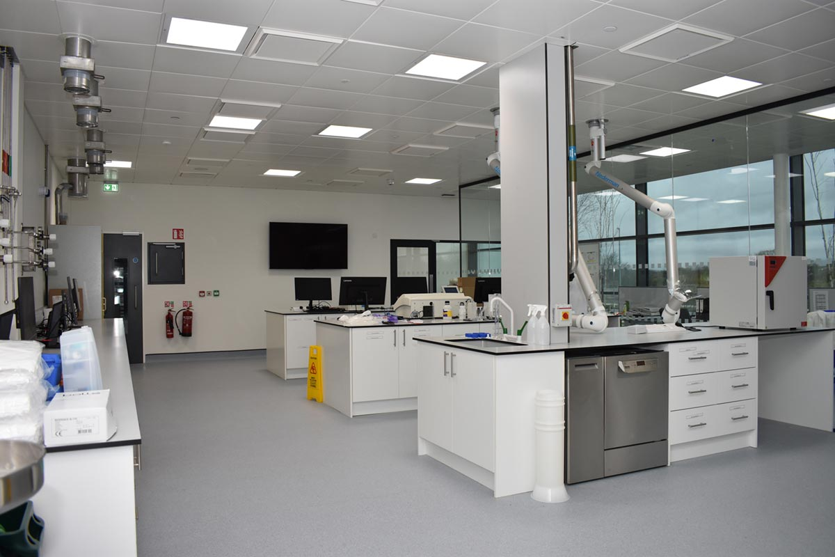 Greenfields Lab Fitout